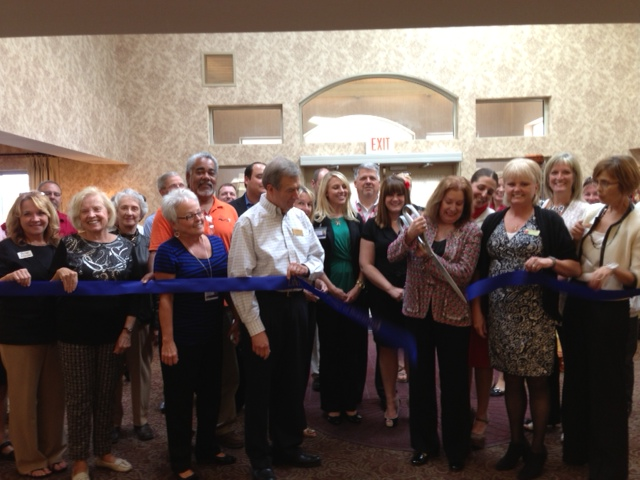 On Tuesday September 17 2013 Liberty Nursing Center Of Beavercreek Held Its Grand Opening Ribbon Cutting And Open House