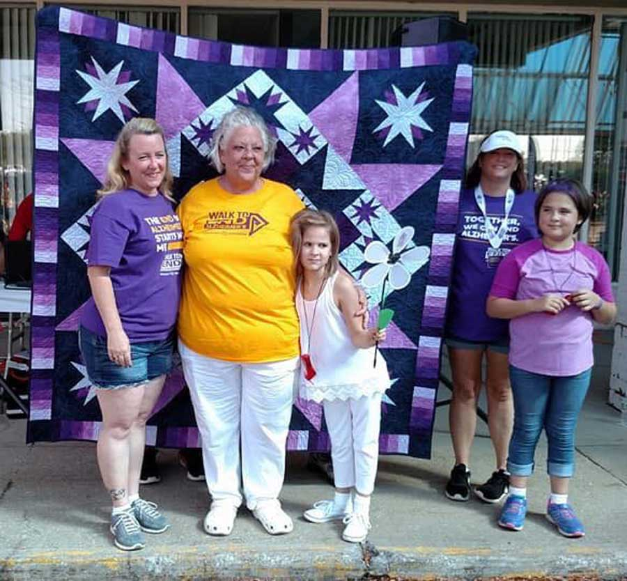 2017 Walk to End Alzheimer's—another success!