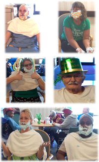 St. Patrick's Day at Liberty of Mansfield
