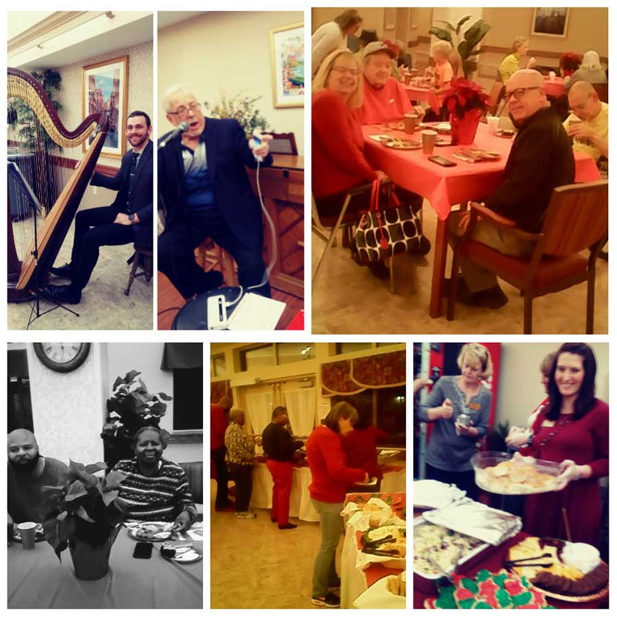 2017 Resident and Family Christmas Party