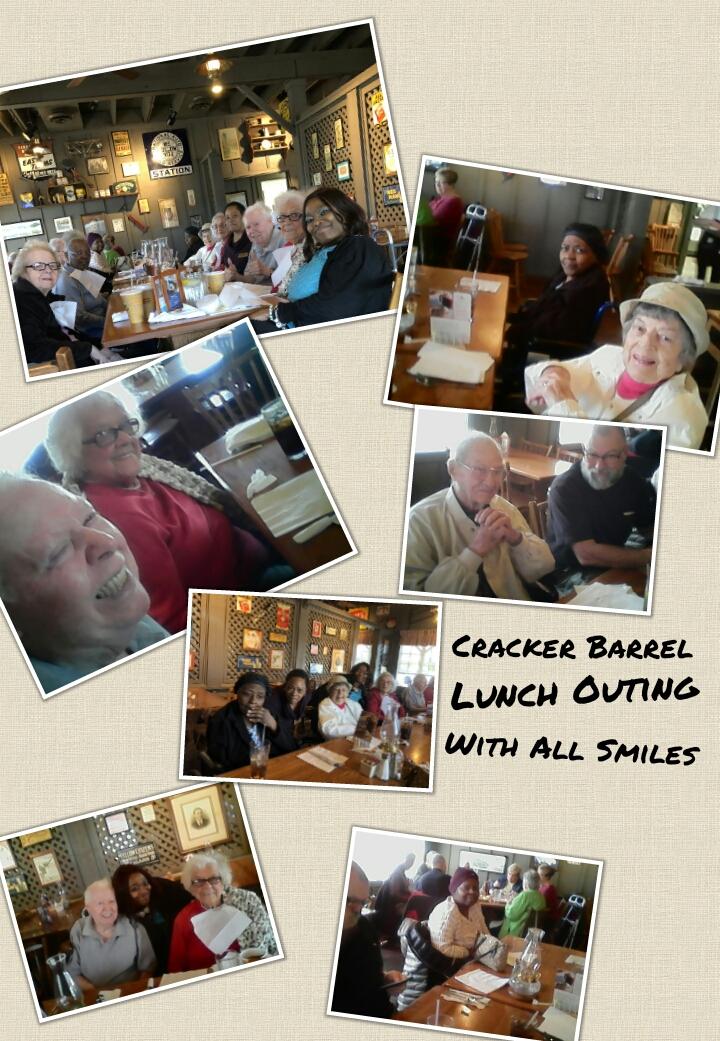 Cracker Barrel Outing